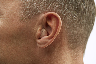 In-the-Canal (ITC) Hearing aid style