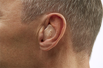 In-the-Ear (ITE) Hearing aid style