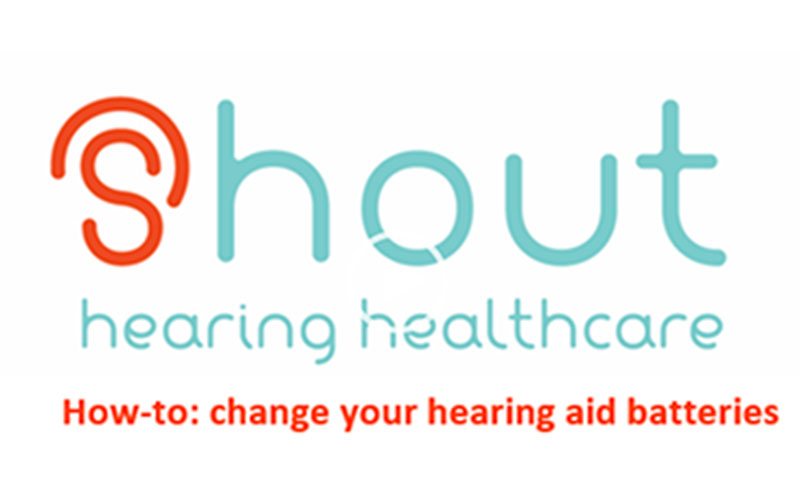 Shout Hearing Healthcare presents……
