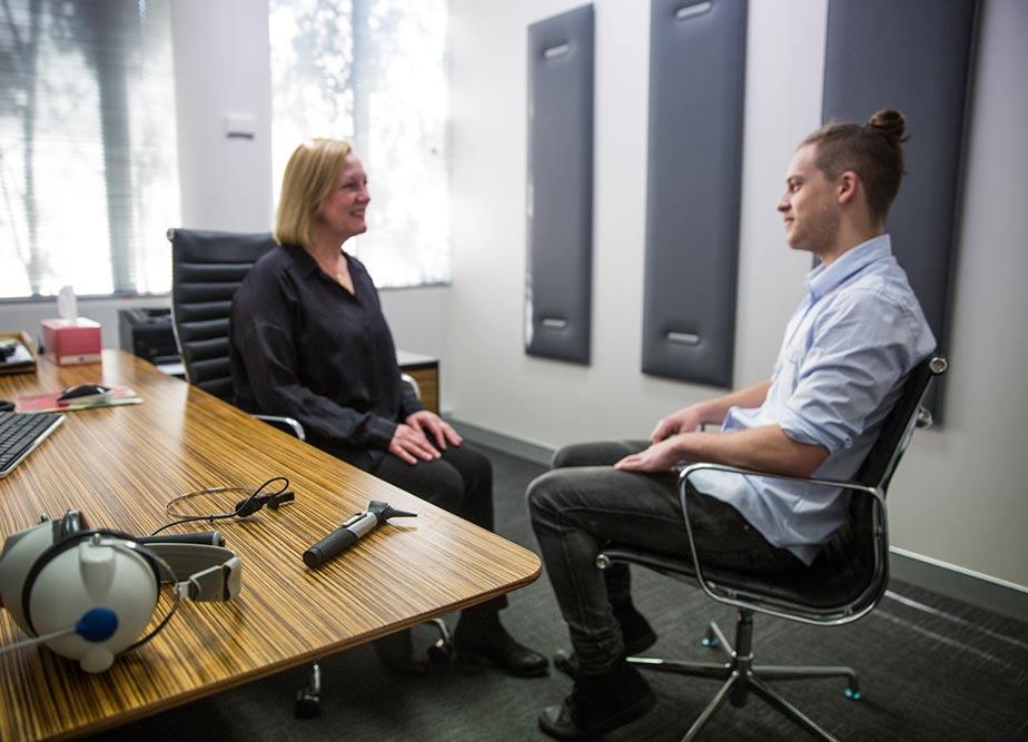 Shout Hearing Consultation - Hearing aids